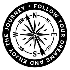 compass follow your journey