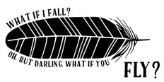 feather what if i fall
