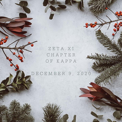 Zeta Xi Chapter of Kappa