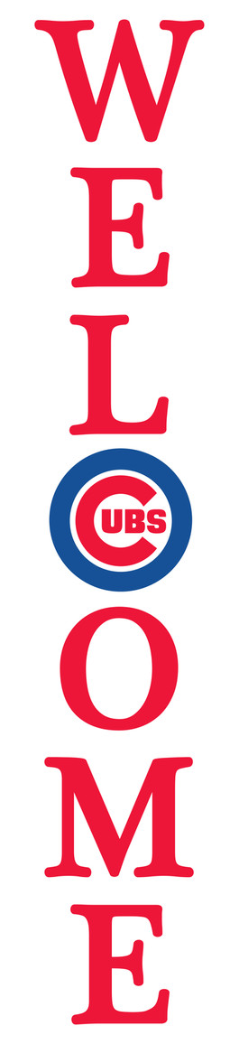 cubs welcome