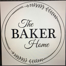 the baker home personalized