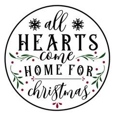 all hearts come home