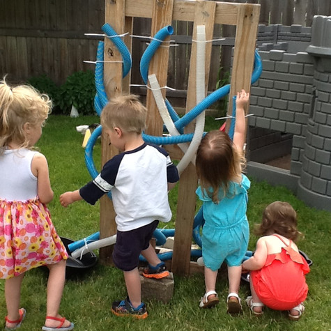 Learning is FUN at Jill's Daycare and Preschool