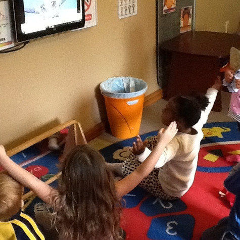 Fitness festivities at Jills Daycare and Preschool