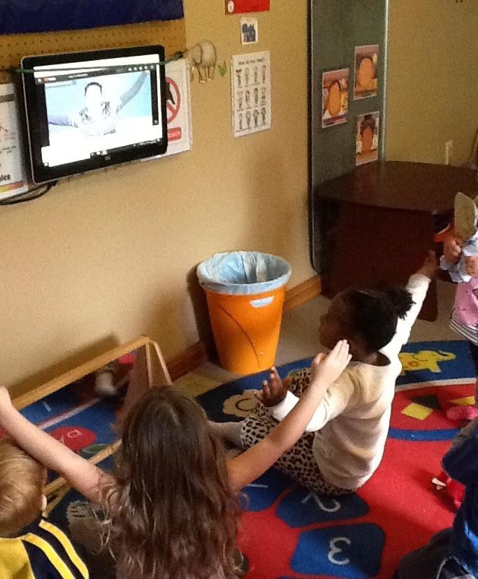Fitness festivities at Jills Daycare and Preschool