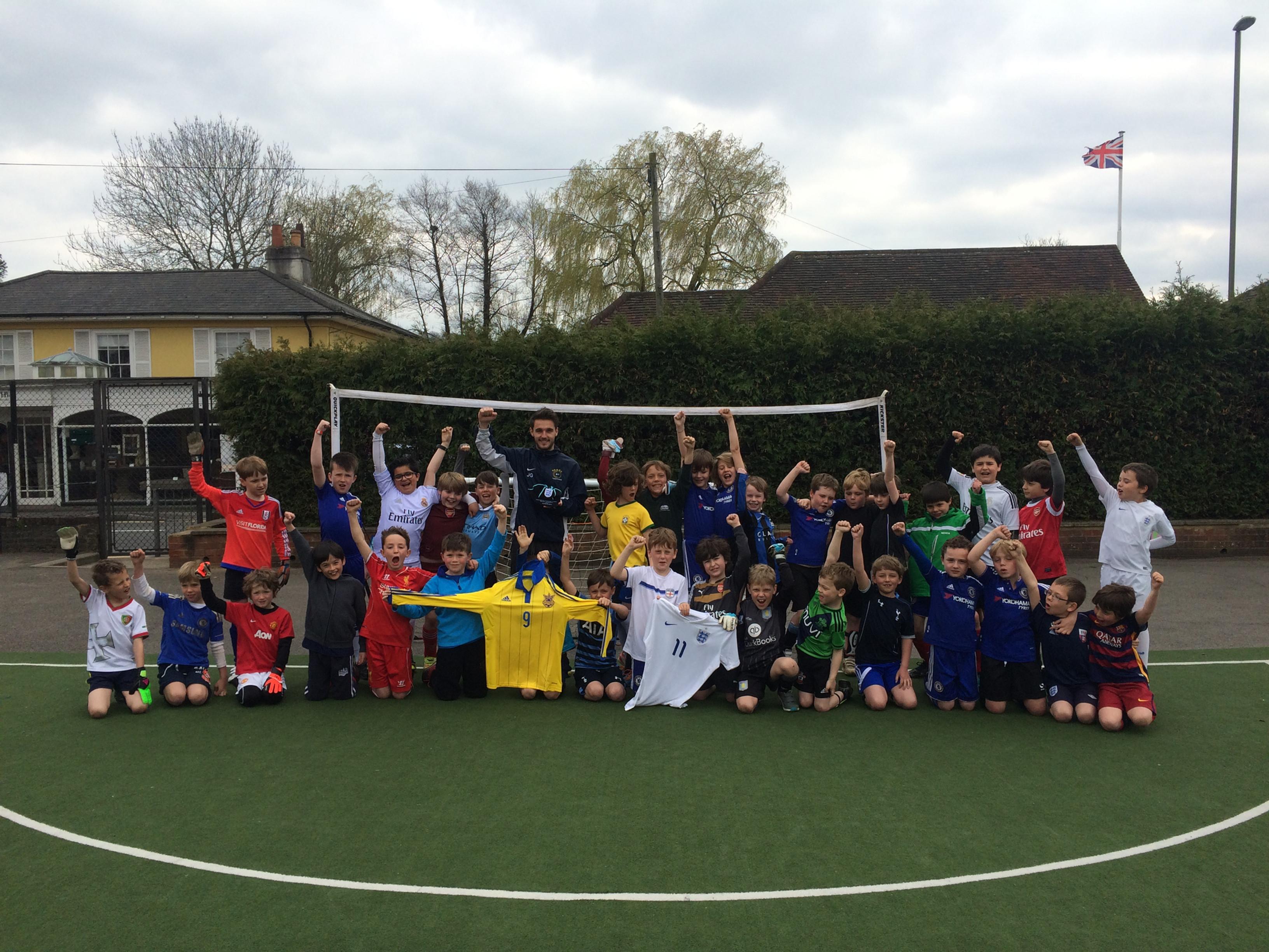 North Farnborough Infants - Multi Sports