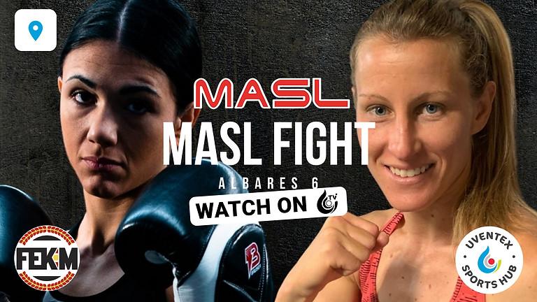 MASL League Event | K1 | Luisa VS Silvia