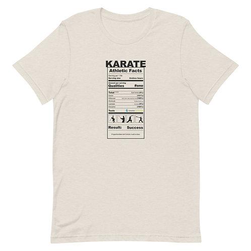 Adult & Teen 100% Cotton T-Shirt Karate Collection