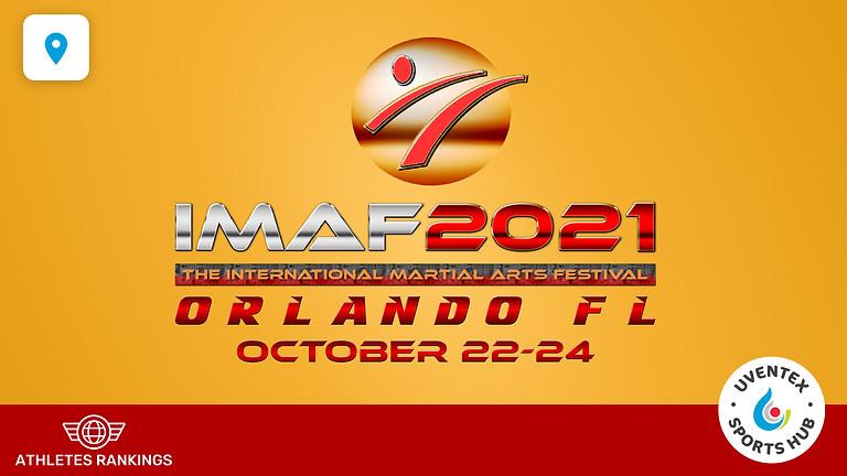 The International Martial Arts Festival 2021