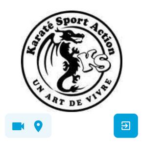 Karate Sport Action