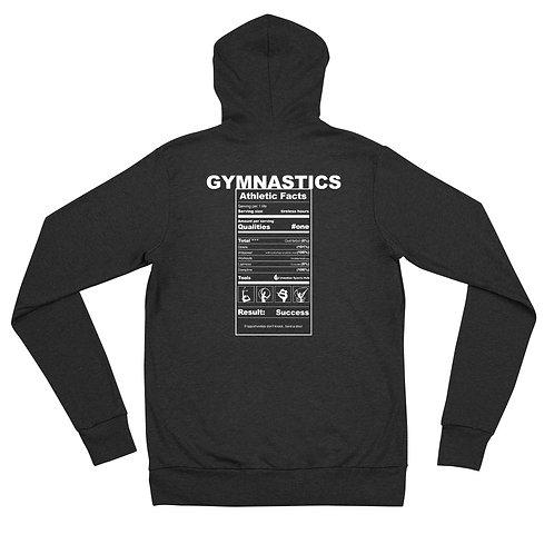 Adult & Teen Zip Hoodie Gymnastics Collection