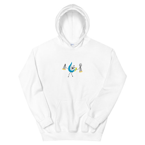 Adult & Teen Hoodie Uve Collection