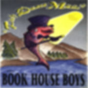 "Bookhouse Boys album ""Fish Dance Music"""