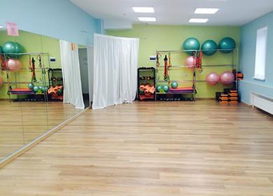 Фитнес зал (56 кв.м)