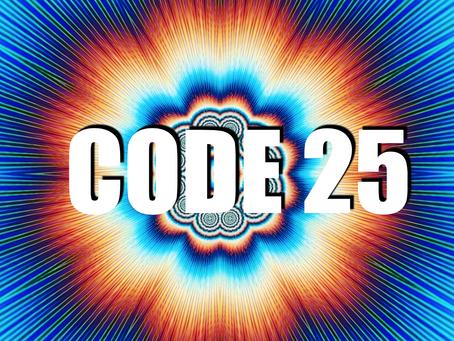 CODE 25