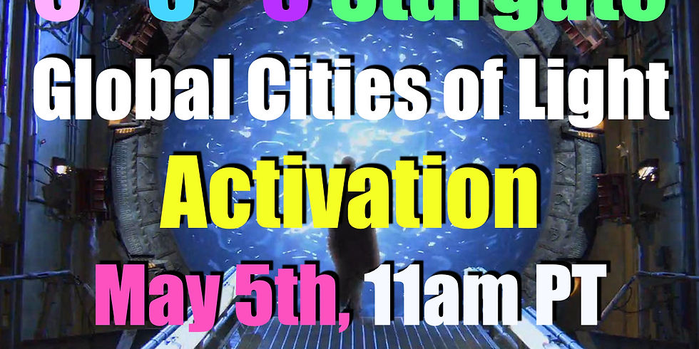 5-5-5 Stargate Activation