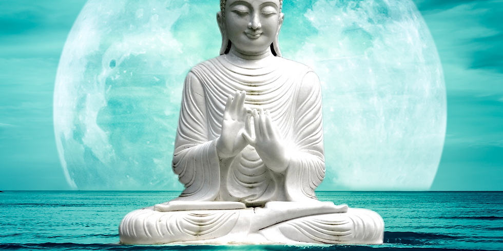 Wesak Full Moon - Transmission from the Great Ones