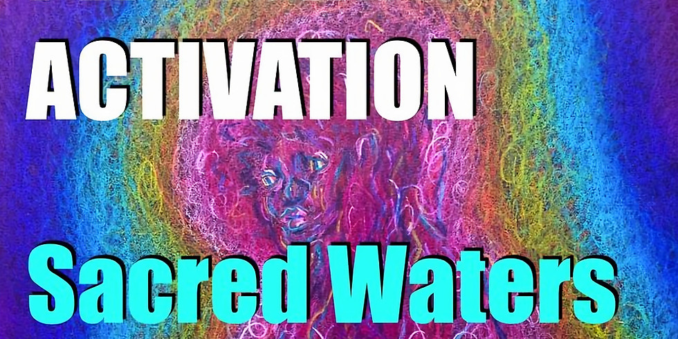 Sacred Waters Planetary Activation for MA