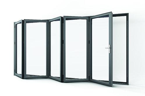 3 Pane Smarts Bifolding Door (Visofold 1000)