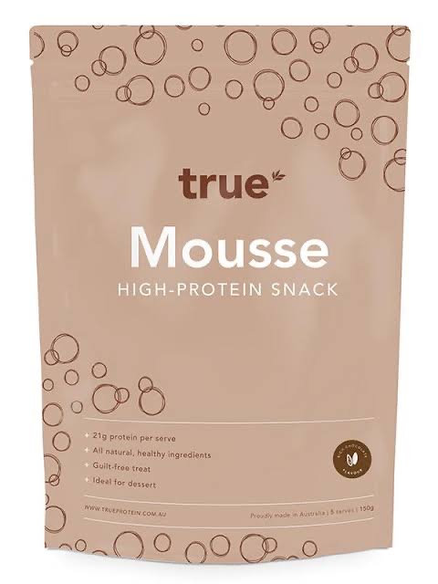 TRUE High Protein Mousse