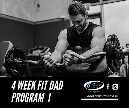 4 Week Fit Dad Program 1