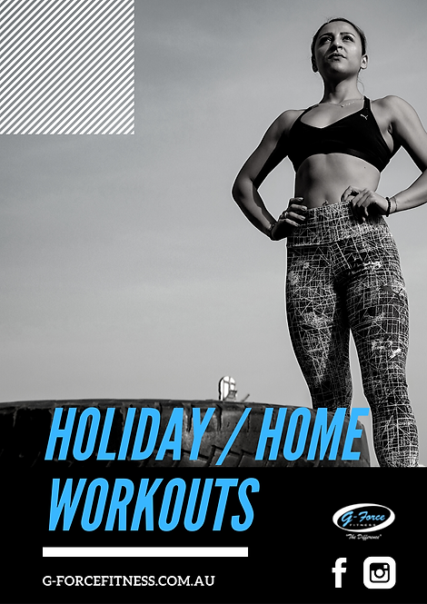 Home Holiday Workouts 2019/20
