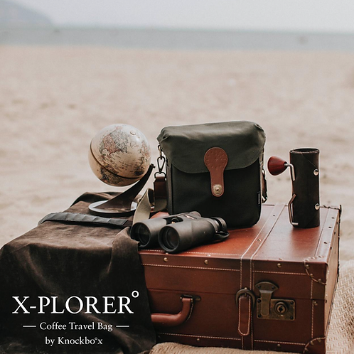 X-PLORER COFFEE TRAVEL BAG
