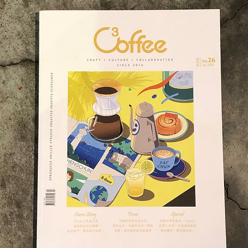 C³offee 咖啡誌 Nov 2020 issue