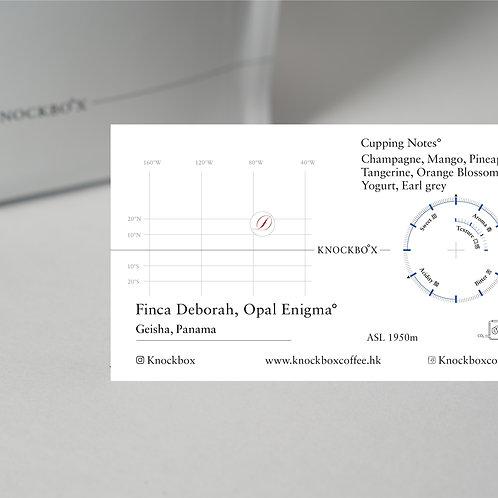 Panama, Finca Deborah, Opal Enigma