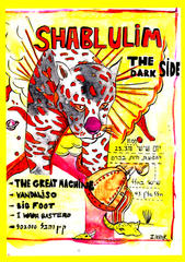 Shablulim Mini-Fest Poster