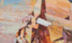 Double Line展のムカイヤマ 達也 Tatsuya Mukaiyama