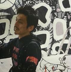 Double Line展,坂光敏 Burn Mitsutoshi 