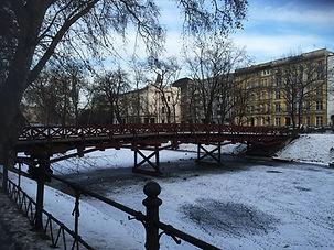 Double Line展,ヴロツワフの風景