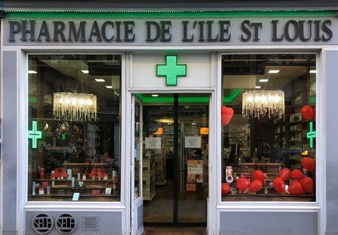 PHARMACIE ILE SAINT LOUIS