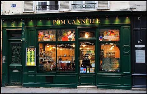 POM'CANNELLE