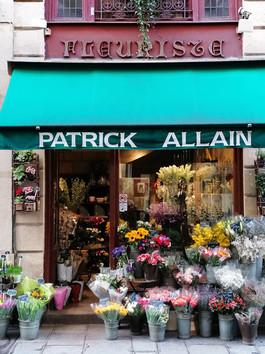 PATRICK ALLAIN FLEURS