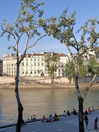 Île Saint-Louis, Paris