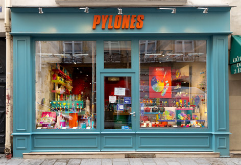 PYLONES ILE SAINT LOUIS