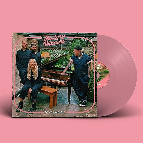 "Start Again 12"" Pink Vinyl"