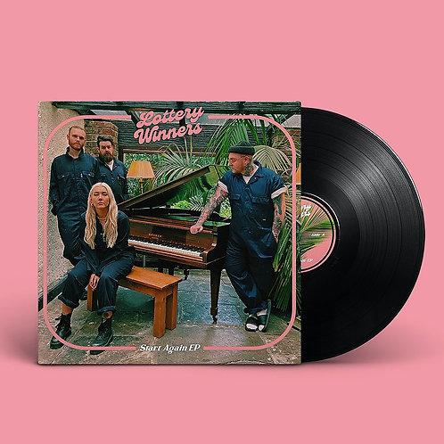 """Start Again 12"""" Vinyl"""