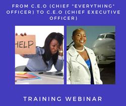 CEO TO CEO_Webinar Training