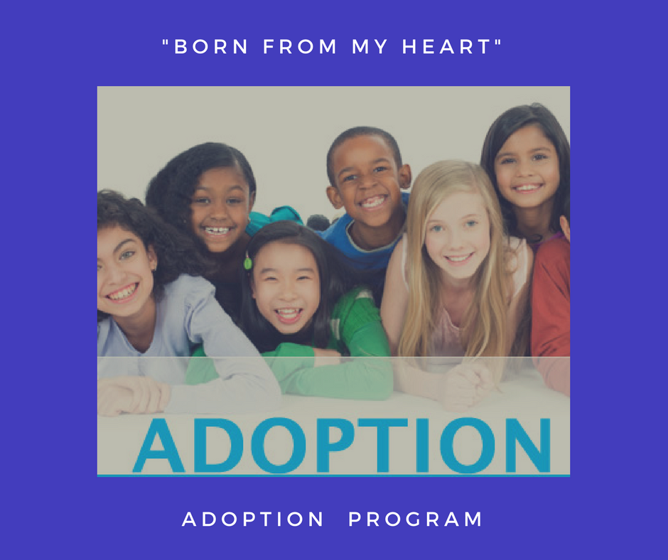 Born From My Heart Program