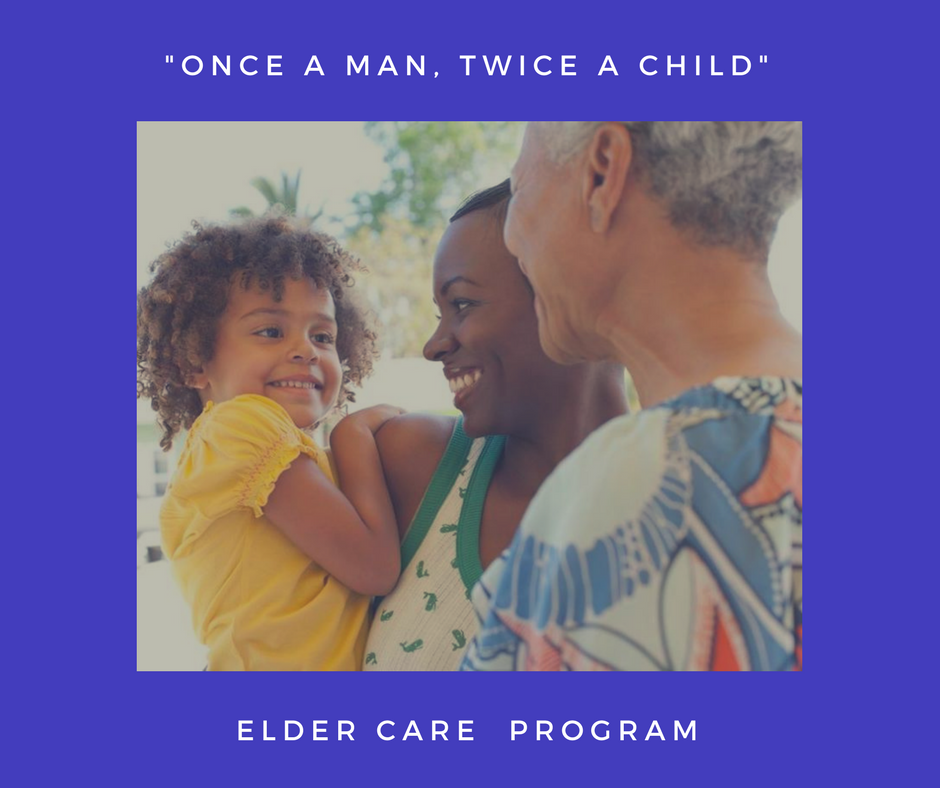 Once a Adult, Twice a Child Program