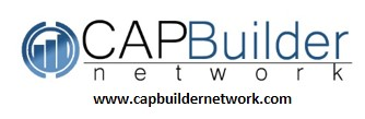 CAPBuilder Logo with Web