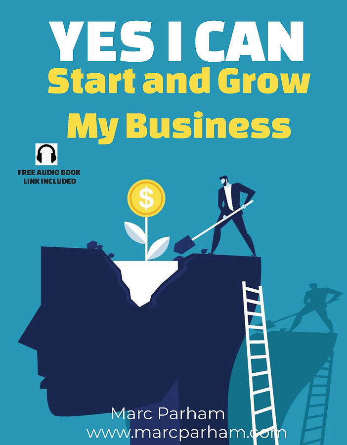 YES I CAN Start and Grow My Business EBo