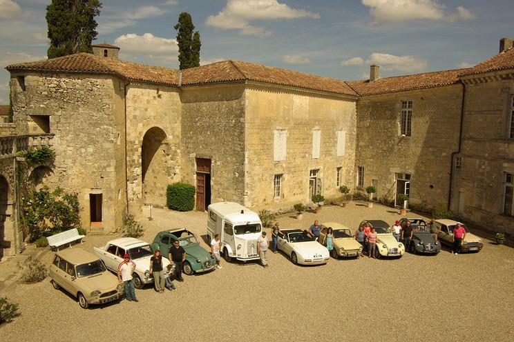 Séminaire vieilles voitures