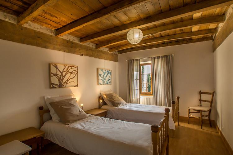 Poudenas - La maison de Simone - Chambre 2