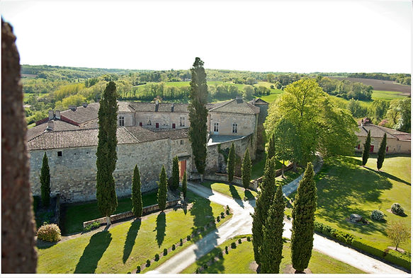 Château de Poudenas mariage et receptions locations sud ouest