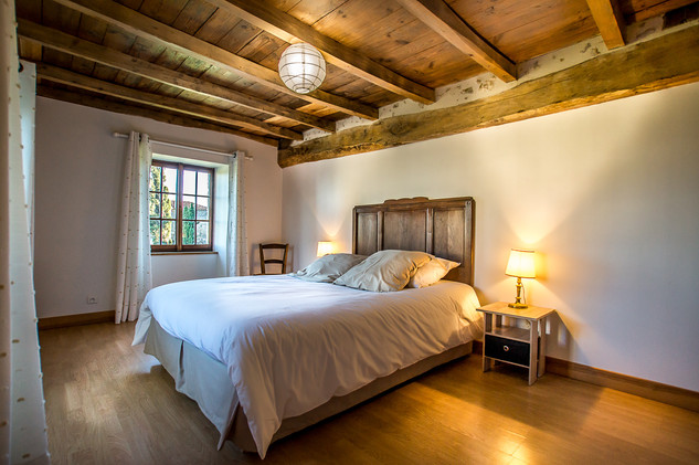 Poudenas - La maison de Simone - Chambre 4
