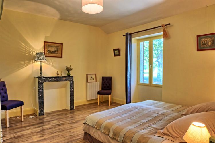 Chambre 2 - Maison d'Olive